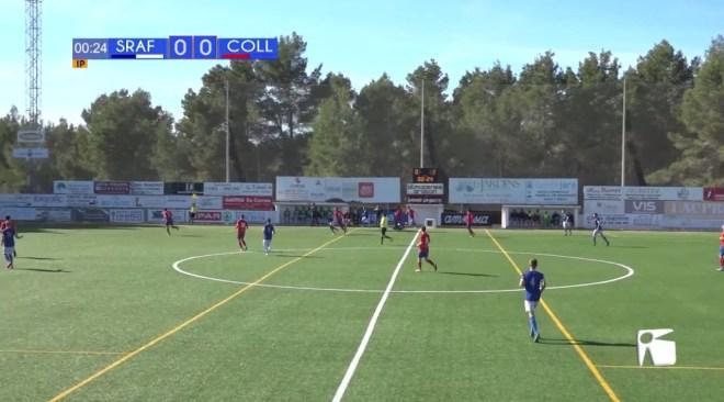 07/03 Futbol: CF Sant Rafel - UD Collerense