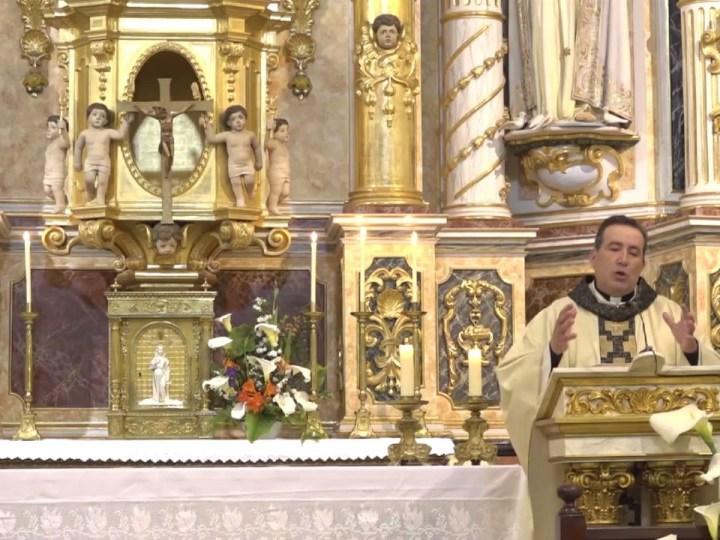 19/03 Especial Missa en honor a Sant Josep