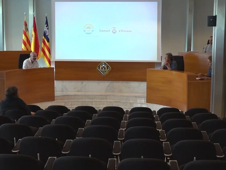 05/06/2020 Eivissa reprèn l'elaboració del pla de transició energètic
