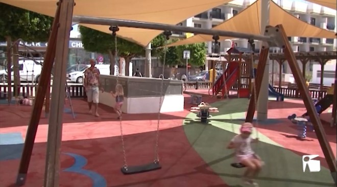 15/06/2020 Sant Antoni i Sant Josep obren els seus parcs