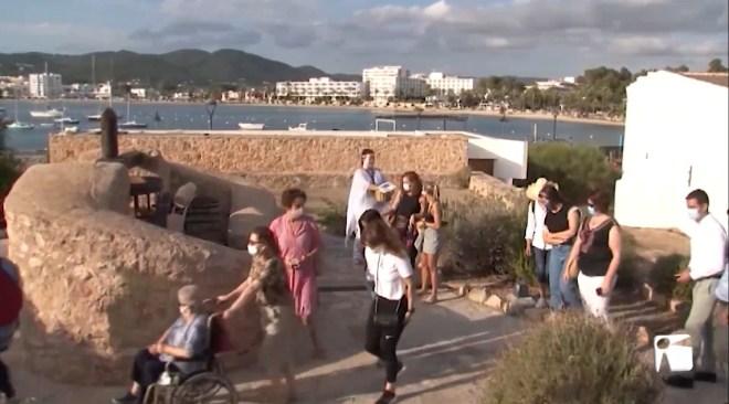 18/06/2020  'Free tours' culturals per Sant Antoni