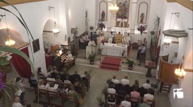 24/06/2020 Sant Joan amb mascareta i sense bunyols