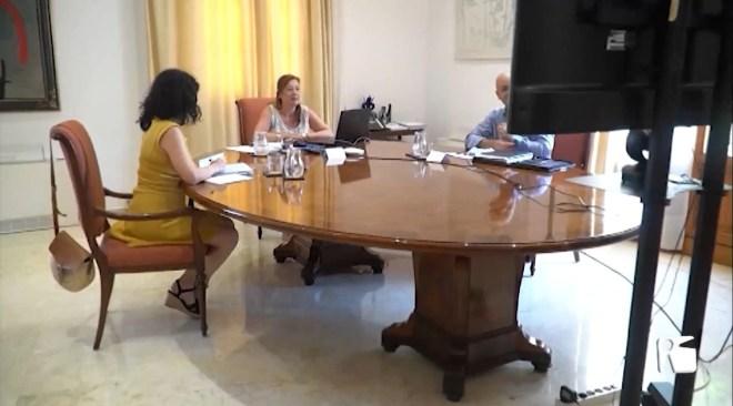 08/07/2020 El Govern fa cas al Consell d'Eivissa