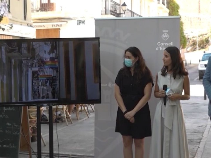15/07/2020 Un vídeo per atraure visitants a La Marina