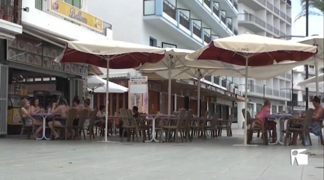 22/07/2020 Sant Antoni nota la manca de turistes