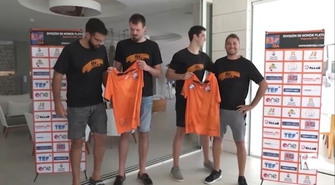 06/08/2020 El nou patrocinador de l'HC Eivissa, més a prop