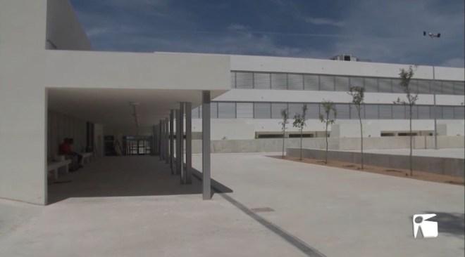 18/08/2020 Sant Josep recepciona les obres del CEIP Ses Planes