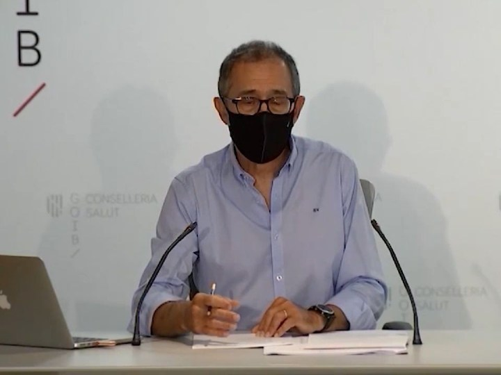 20/08/2020 Detectats tres rebrots a les Pitiüses en l'última setmana