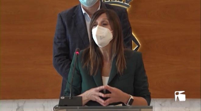 29/10/2020 El Govern intervé la residència Reina Sofía