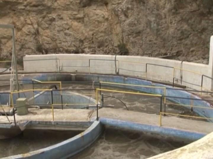 16/11/2020 L'aigua de les depuradores no es pot reutilitzar
