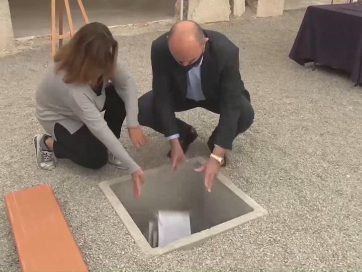 18/11/2020 Vicent Marí reclama recuperar l'inversió de l'Escola d'Hosteleria