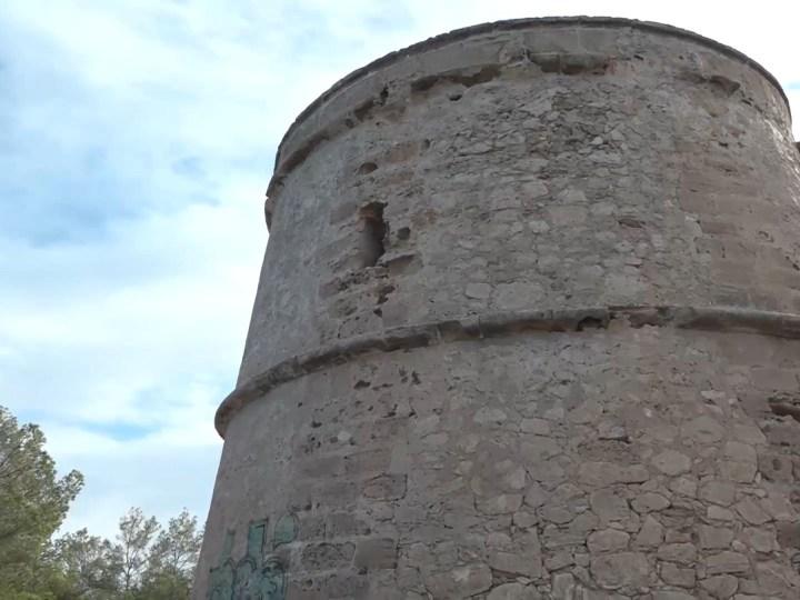 29/12/2020 La Torre de Portinatx es rehabilitarà en 2021