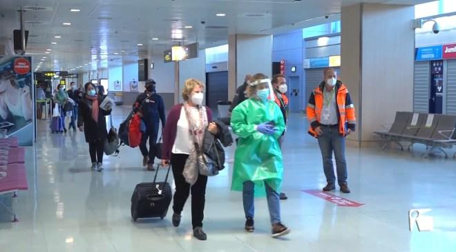 21/12/2020 Els test d'antígens a l'aeroport són l'opció preferida dels viatgers