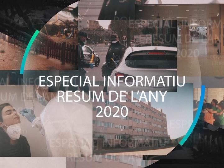 25/12/2020 Especial Informatiu Resum 2020