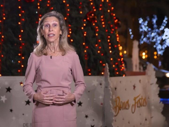 24/12/2020 Missatge de Nadal de l'ajuntament de Santa Eulària