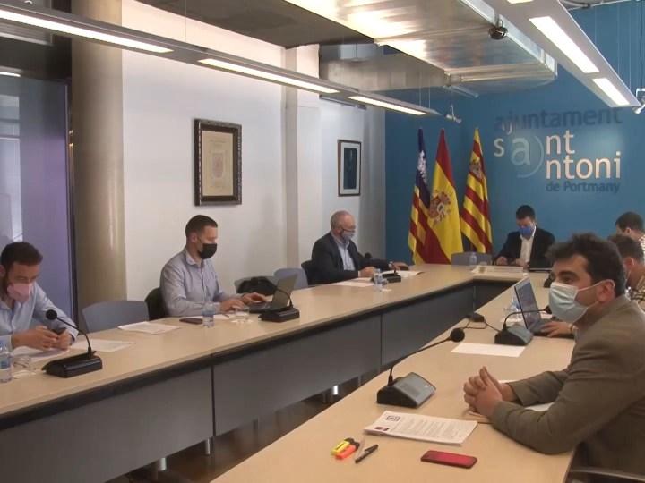 28/01/2021 Sant Antoni amplia la suspensió del pagament de les taxes d'ocupació de la via pública i mercats