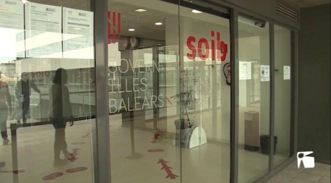 28/01/2021 La pandèmia deixa més de 109.000 aturats a Balears