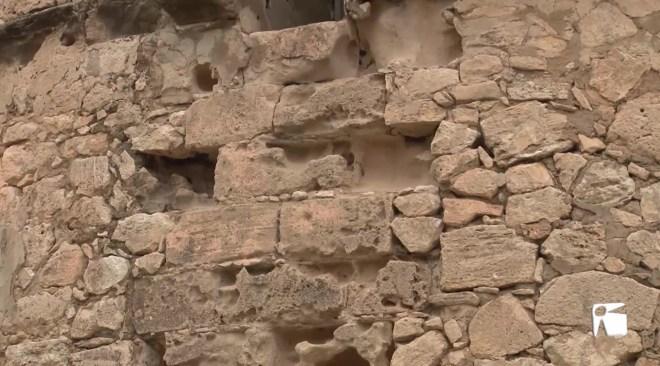 11/01/2021 La torre de Portinatx necessita una reforma urgent