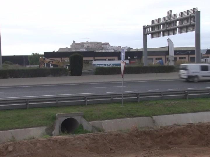 25/01/2021 La passarel·la de s'Olivera tornarà a unir Puig d'en Valls i Vila