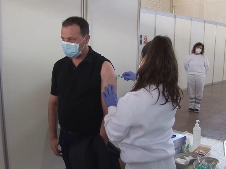 15/03/2021 Vacunació massiva a marxes forçades