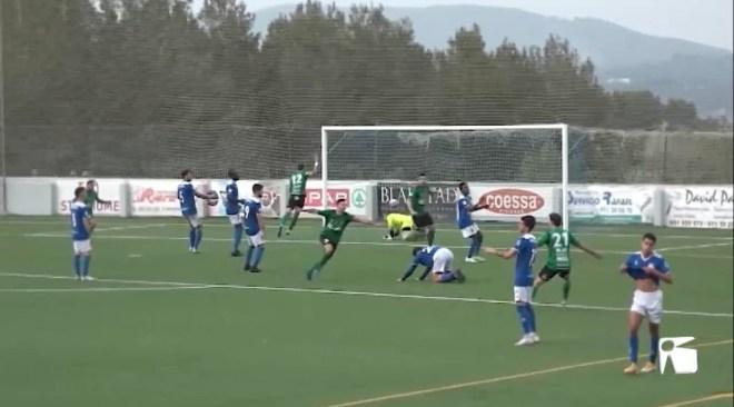 03/03/2021 Sant Rafel i Sant Jordi empaten a 2 gols