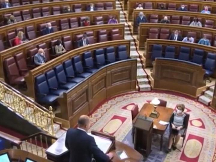09/03/2021 Primera passa per prohibir les prospeccions petrolíferes