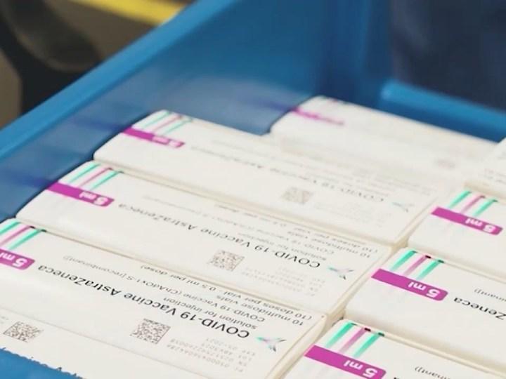 15/03/2021 Sanitat suspèn la vacunació amb Astrazeneca