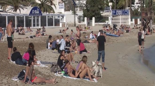 29/03/2021 Detecten un brot a Eivissa que podria amenaçar la incidència més baixa en mesos