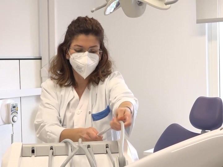 08/03/2021 El nou Centre de Salut de Can Misses rep els seus primers pacients