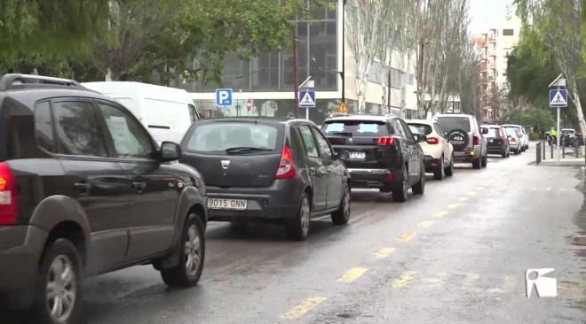22/03/2021 Els sanitaris d'Eivissa insisteixen en el plus per residència