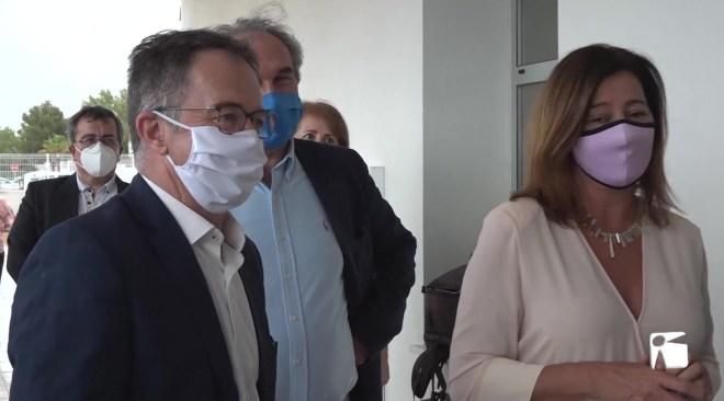 09/03/2021 Armengol i 'Agustinet' treuen pit per les expropiacions temporals d'habitatges
