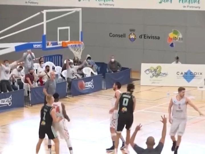 28/04/2021 Cara o creu per al bàsquet Sant Antoni