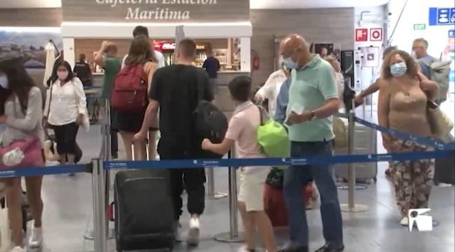 04/05/2021 El Govern donarà 100 € als residents per viatjar a Balears
