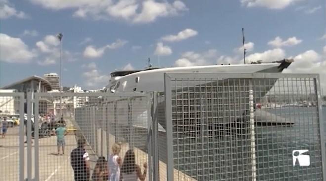 27/05/2021 Els ferris podran tornar al port de Sant Antoni