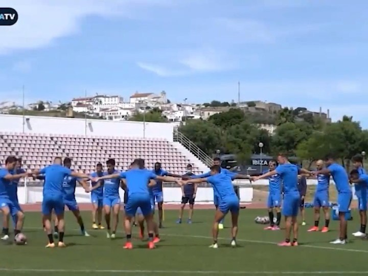 22/06/2021 L'UD Eivissa farà dos mini 'stages' a la península