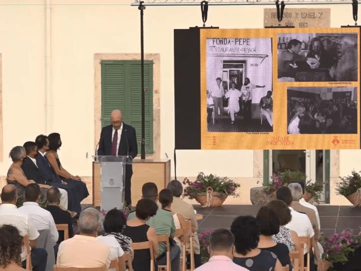 24/07 Acte institucional de la diada de Formentera