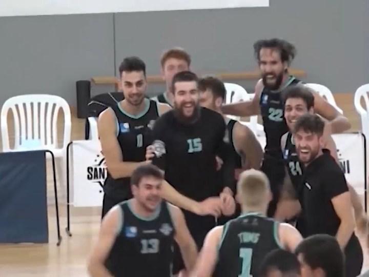 05/07/2021 El Bàsquet Sant Antoni aconsegueix plaça a LEB Plata