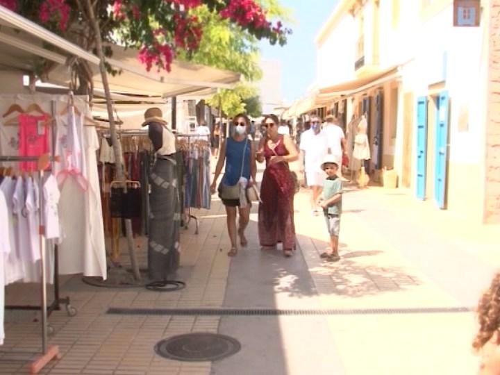 29/07/2021 L'economia de Formentera, entre l'optimisme i la prudència