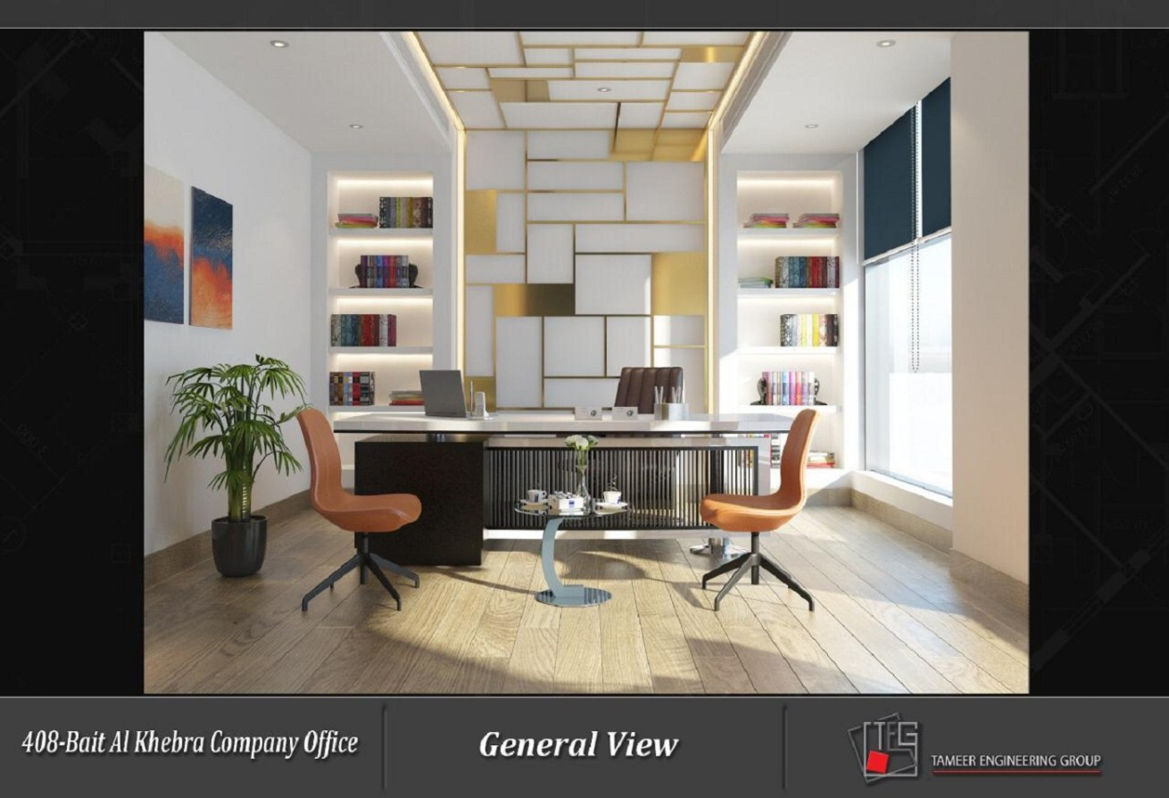 Office interiors by TEG