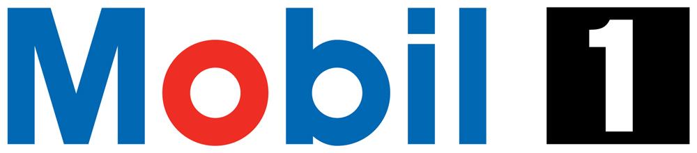 Mobil 1 Logo Synthetic Oil Change Logo Tega Cay Wash Lube