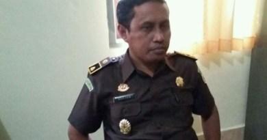 Kepala seksi Intejen Kejaksaan Negeri Raha La Ode Abdul Sofyan SH MH. FOTO : ROS