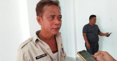 Kepala Dinas Pariwisata (Dispar) Kabupaten Buton La Ode Zainuddin Napa FOTO : LA ODE ALI