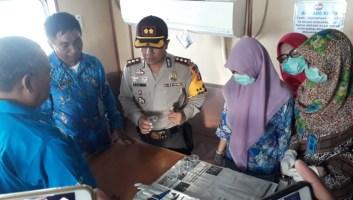 Negatif, Sopir Bersama Kapten Kapal dan ABK Tes Urine