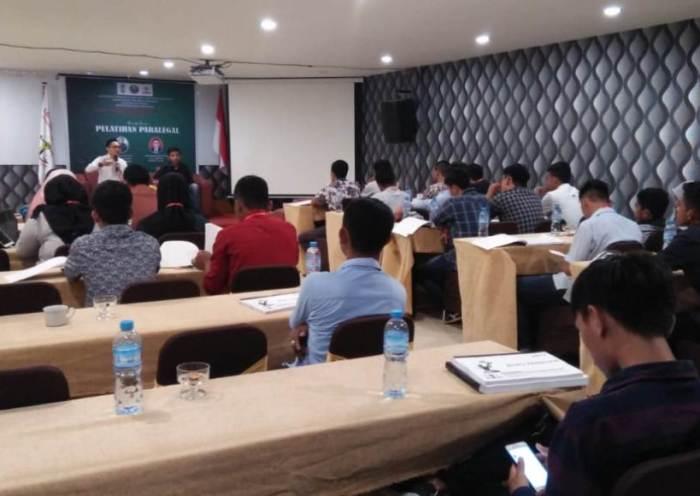 LBH-HAMI Sultra – LKBHMI Kendari Sukses Gelar Peltihan Paralegal