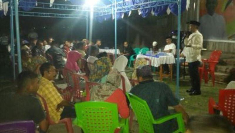 Gencar Sosialisasi, IA Target Menang di Pilkada Bantaeng