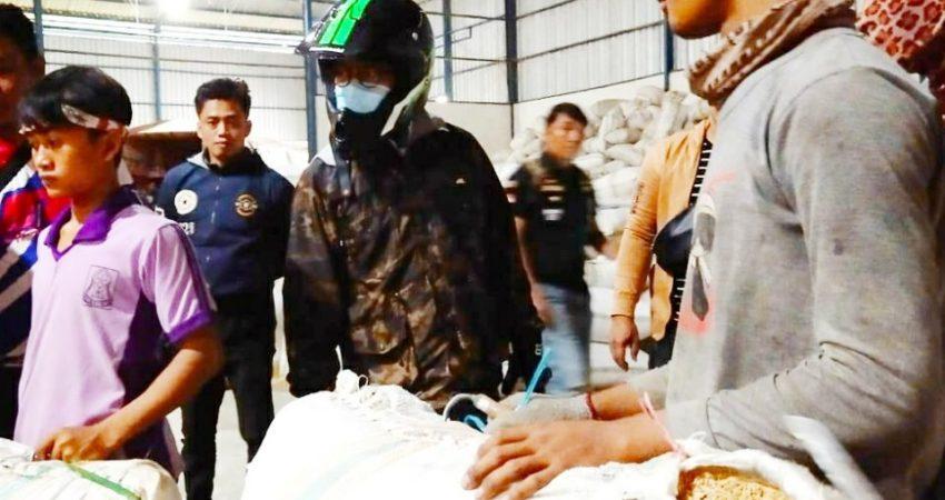Gusli Topan Sabara saat turun langsung memeriksa hasil panen.