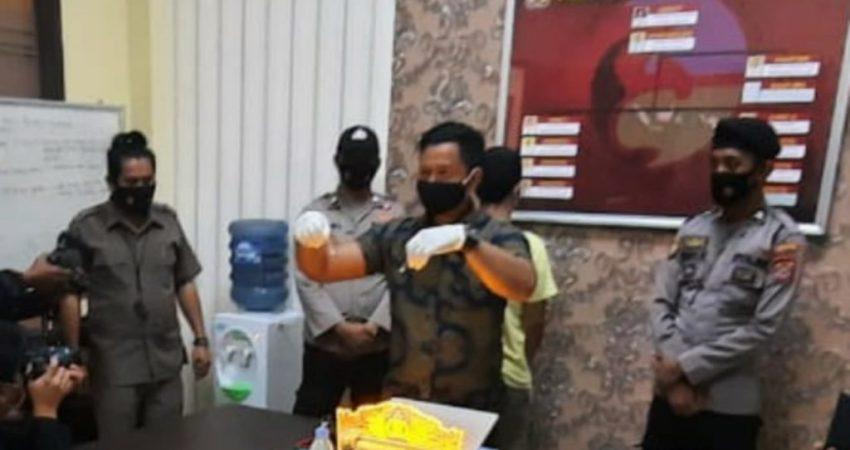 Kasat ResNarkoba Polres Kolut, IPDA Jamrin Riche