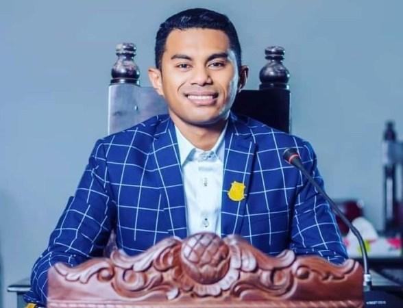 Anggota DPRD Mubar dapil 1 partai Nasdem