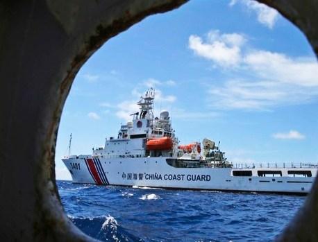 China Mengesahkan Hukum yang Membiarkan Penjaga Pantai Menggunakan Kekuatan terhadap Kapal Asing