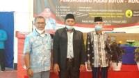 Foto bersama Dewan pembimbing AP2, La Ode Hasanudin Kansi (Tengah) dan Wali Kota Baubau, Drs. A.S. Tamrin M.H. (Kanan)